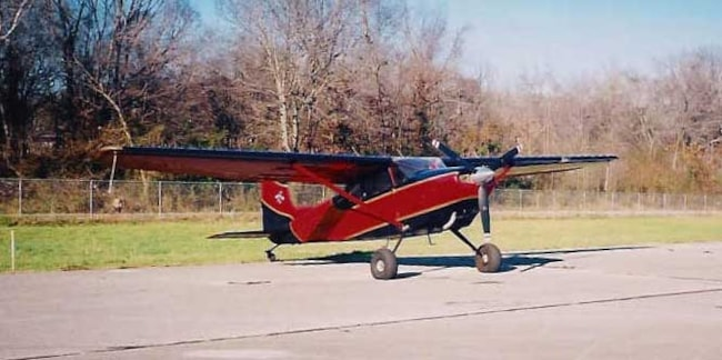Cessna 170 Specifications, Cabin Dimensions, Speed - Cessna