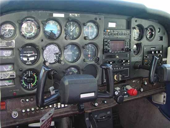 Cessna 172 RG Specifications, Cabin Dimensions, Speed - Cessna