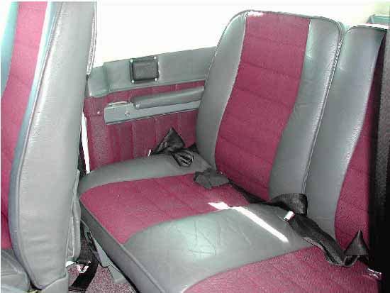 ... Cessna 172P   Interior ...