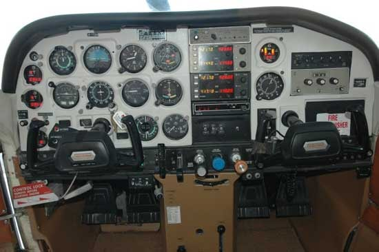 Cessna 177 RG Specifications, Cabin Dimensions, Speed - Cessna