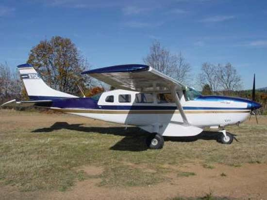 Cessna 207 Specifications, Cabin Dimensions, Speed - Cessna