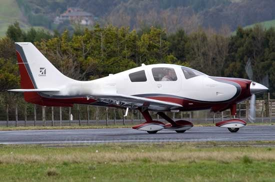 Corvalis 400 Specifications, Cabin Dimensions, Speed - Cessna