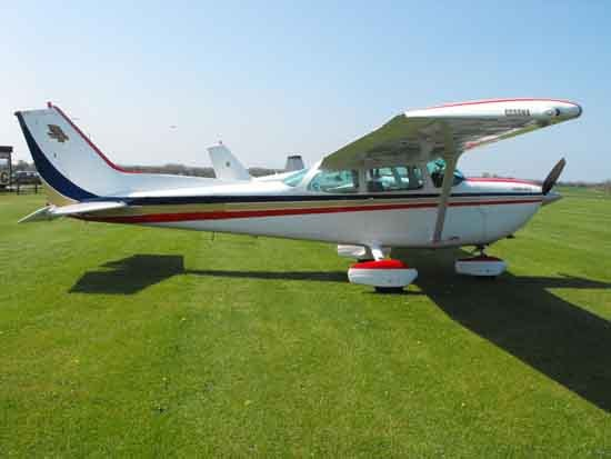 Cessna R172 K Specifications, Cabin Dimensions, Speed - Cessna