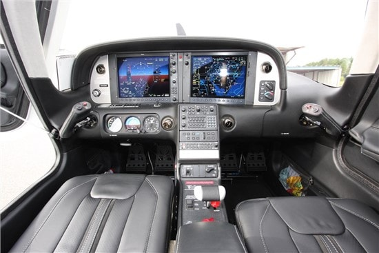 Cirrus Sr22 G5 Gts Specifications Cabin Dimensions Speed Cirrus