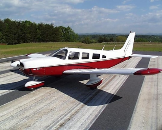 Cherokee Six PA-32-260 Specifications, Cabin Dimensions