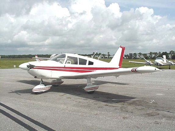 Cherokee PA-28-235 Specifications, Cabin Dimensions, Speed - Piper