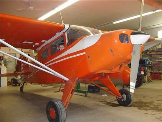 Pacer PA-20-135 Specifications, Cabin Dimensions, Speed - Piper
