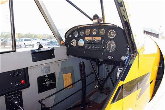 Super Cub Pa 18 95 Specifications Cabin Dimensions Speed