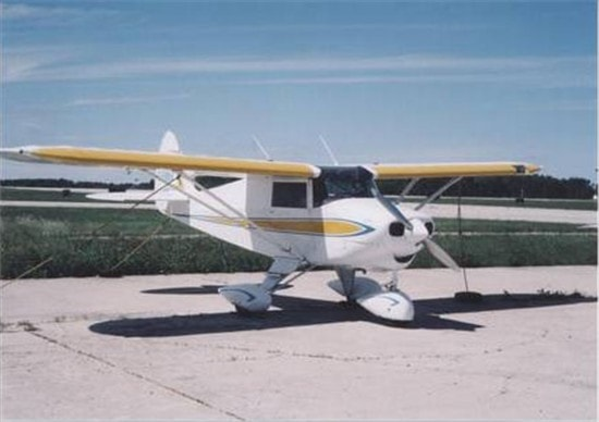 Piper Tri-Pacer PA-22-108 Specifications, Cabin Dimensions