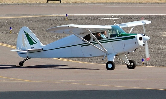 Tri-Pacer PA-22-135 Specifications, Cabin Dimensions, Speed