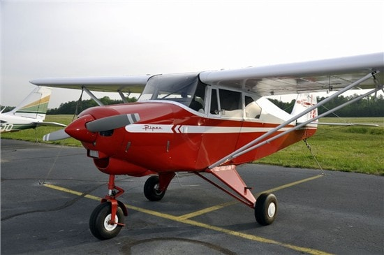 Tri-Pacer PA-22-150 Specifications, Cabin Dimensions, Speed