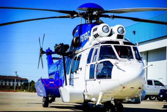 AS332 C1e Super Puma de Airbus Helicopters | AeroBCN