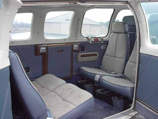 Baron 58 Specifications, Cabin Dimensions, Speed - Beechcraft
