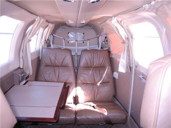 Baron 58P Specifications, Cabin Dimensions, Speed - Beechcraft