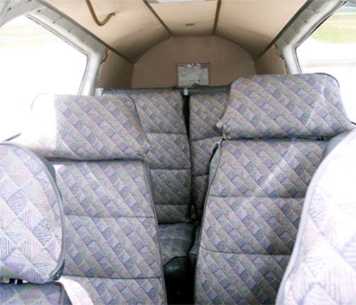 Baron B55 Specifications, Cabin Dimensions, Speed - Beechcraft