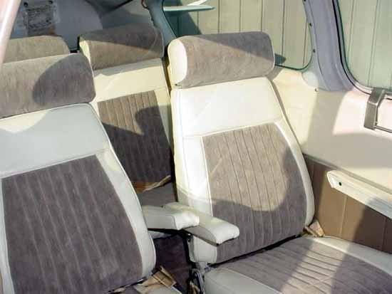 Baron B55 Specifications, Cabin Dimensions, Speed - Beechcraft