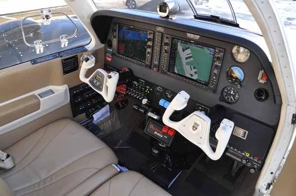 Baron G58 Specifications, Cabin Dimensions, Speed - Beechcraft