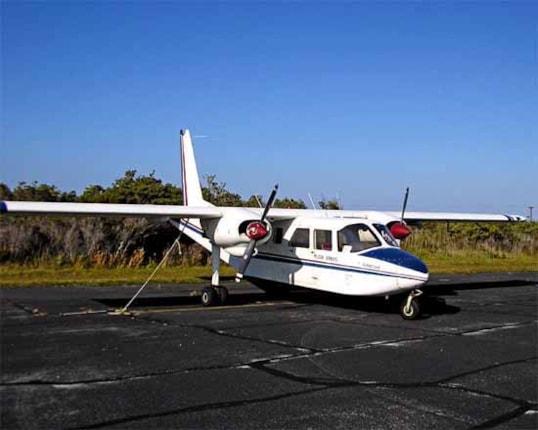 Islander BN-2A Specifications, Cabin Dimensions, Speed - Britten-Norman