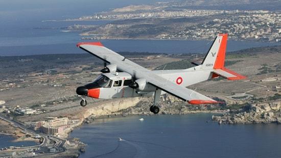 Islander BN-2T Specifications, Cabin Dimensions, Speed - Britten
