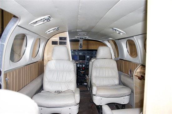 Cessna 421 Interior Parts