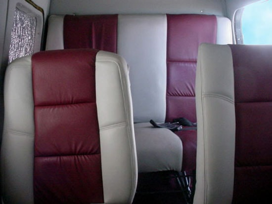 Twin Commander 680E Specifications, Cabin Dimensions, Speed - Twin