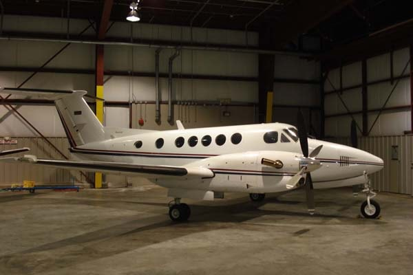 King Air 300 Specifications, Cabin Dimensions, Speed