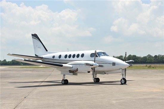 King Air B100 Specifications, Cabin Dimensions, Speed - Beechcraft