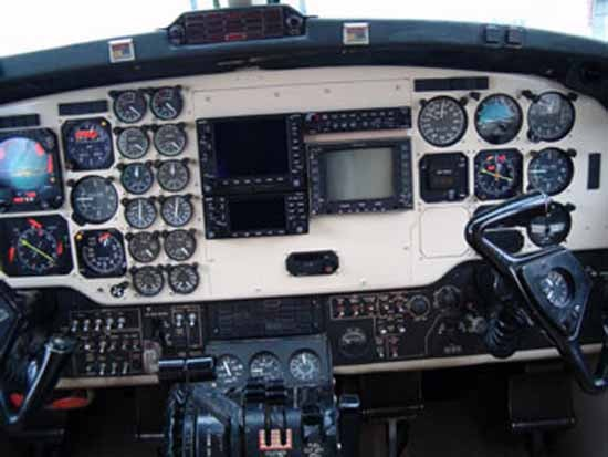King Air B200 Specifications, Cabin Dimensions, Speed