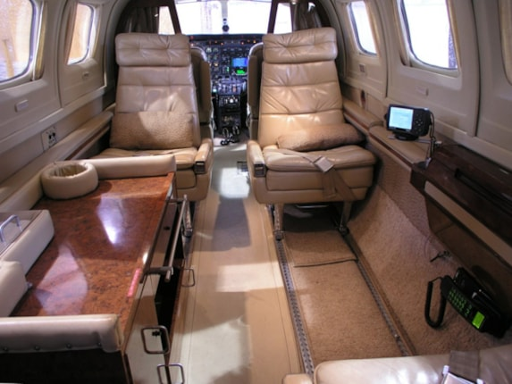Conquest II Specifications, Cabin Dimensions, Speed - Cessna