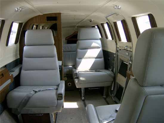 conquest ii specifications cabin dimensions speed cessna