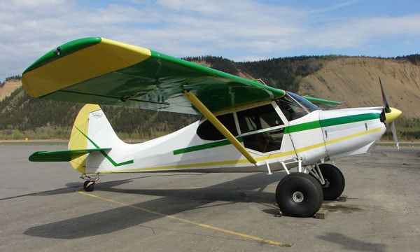 Champ 15AC Specifications, Cabin Dimensions, Speed - Aeronca