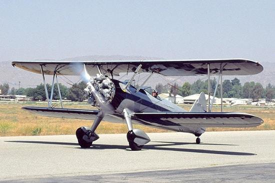 Stearman A-75 Specifications, Cabin Dimensions, Speed - Boeing Aerospace