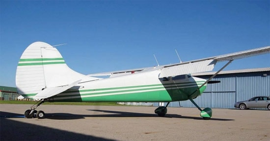 Cessna 170 For Sale - Frank Electronics