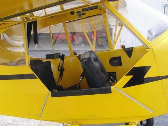 Piper J-3 Specifications, Cabin Dimensions, Speed - Piper