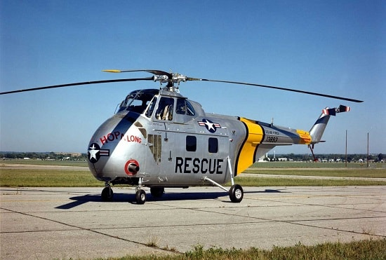 S-55 H-19 Specifications, Cabin Dimensions, Speed