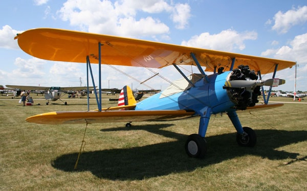 Stearman PT-17 Specifications, Cabin Dimensions, Speed - Boeing