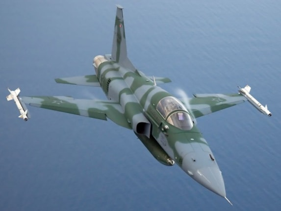 Northrop F-5 Specifications, Cabin Dimensions, Speed - Northrop