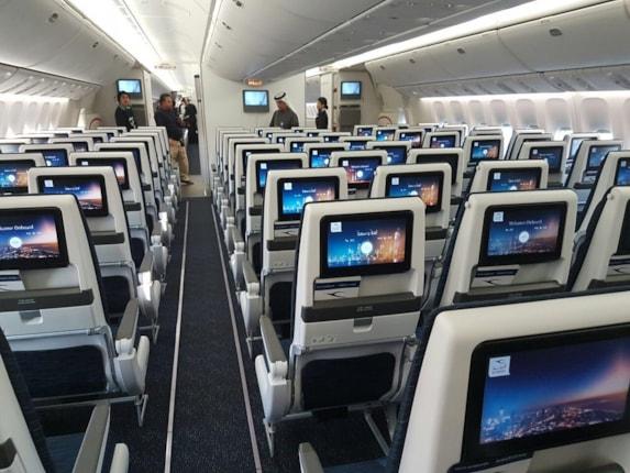 Airbus Boeing 777